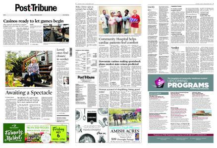 Post-Tribune – September 01, 2019