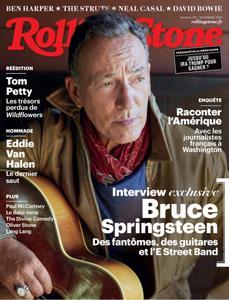 Rolling Stone France - octobre 2020