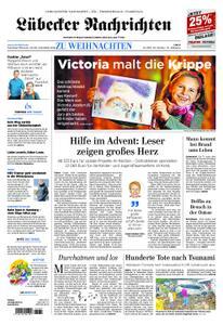 Lübecker Nachrichten Ostholstein Süd - 25. Dezember 2018