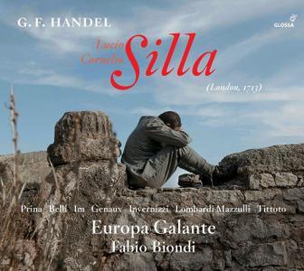 Fabio Biondi, Europa Galante - Handel: Silla (2017)