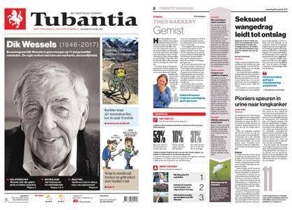 Tubantia - Hengelo – 22 november 2017