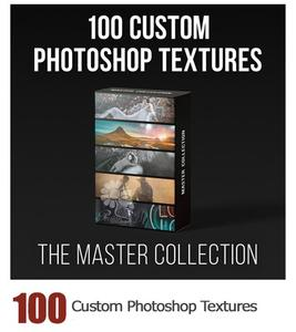 PRO EDU - Master Collection | 100 Custom Photoshop Textures