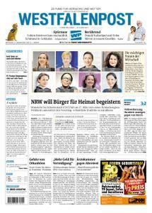 Westfalenpost Wetter - 03. Januar 2018