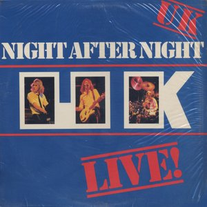 UK - Night After Night (1979) Original US Pressing - LP/FLAC In 24bit/96kHz
