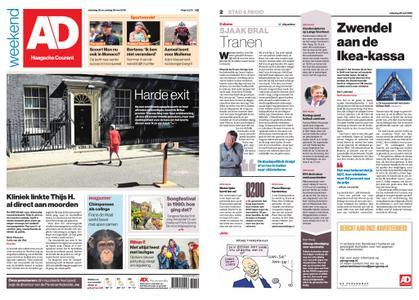 Algemeen Dagblad - Zoetermeer – 25 mei 2019