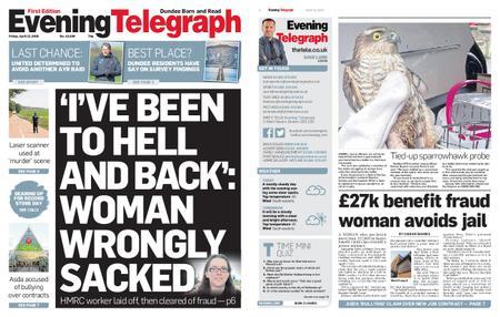 Evening Telegraph First Edition – April 12, 2019