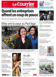 Le Courrier de l'Ouest Cholet – 11 avril 2021