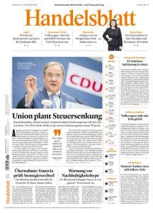Handelsblatt - 14 September 2021