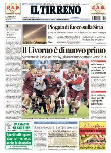 Il Tirreno Livorno - 15 Aprile 2018