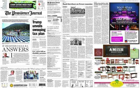 The Providence Journal – September 28, 2017