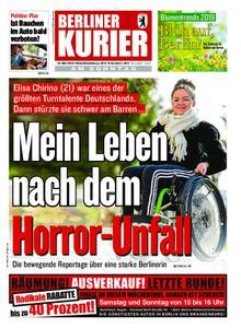 Berliner Kurier – 24. März 2019