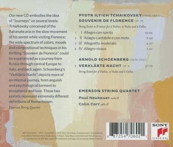 Emerson String Quartet, Paul Neubauer, Colin Carr - Journeys (2013) Re-Up