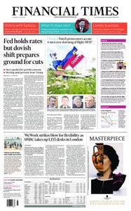 Financial Times UK – June 20, 2019