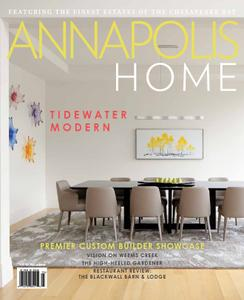 Annapolis Home - July-August 2019