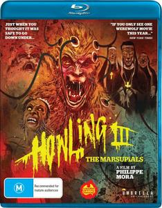 Howling III: The Marsupials (1987) Howling III [w/Commentary]