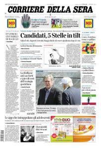 Corriere della Sera - 4 Gennaio 2018
