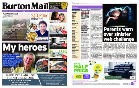 Burton Mail – March 02, 2019