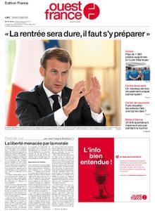 Ouest-France Édition France – 03 juillet 2020