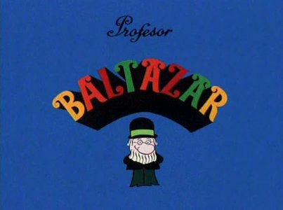 Profesor Baltazar - Zlatko Grgić (1971) Episode Baltazar's Watch