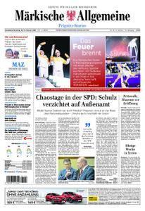 Märkische Allgemeine Prignitz Kurier - 10. Februar 2018