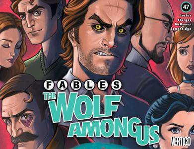 Fables - The Wolf Among Us 047 2015 digital
