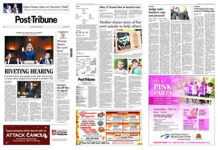 Post-Tribune – September 28, 2018