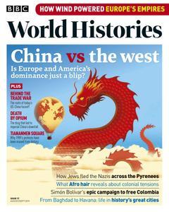 BBC World Histories Magazine – August 2019