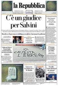 la Repubblica - 13 Febbraio 2020