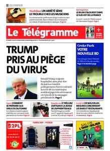 Le Télégramme Quimper – 05 octobre 2020