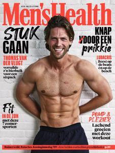 Men's Health Netherlands – augustus 2021