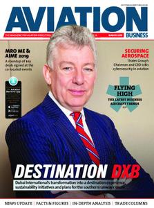 Aviation Business – March 2019