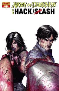 Army of Darkness vs Hack-Slash 01 of 06 2013 Digital K6