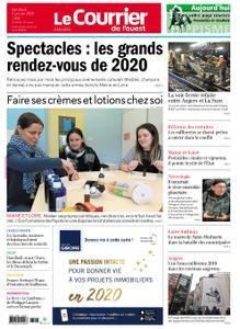Le Courrier de l'Ouest Angers – 03 janvier 2020
