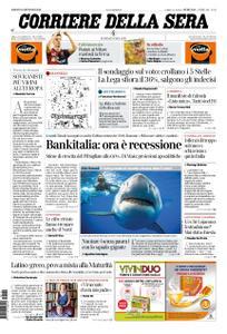 Corriere della Sera – 19 gennaio 2019