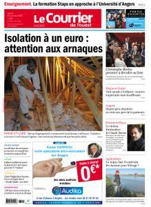 Le Courrier de l'Ouest Angers – 23 janvier 2020