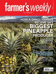 Farmer's Weekly - 26 October 2018