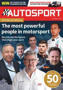 Autosport – 29 August 2019