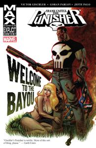 Punisher-Frank Castle MAX-Welcome to the Bayou 2009 Digital Zone