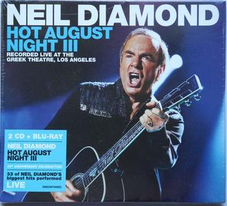 Neil Diamond - Hot August Night III (2018) [Blu-ray, 1080i]