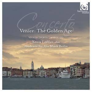 Xenia Löffler - Concerto, Venice: The Golden Age (2014) [Official Digital Download 24/96]