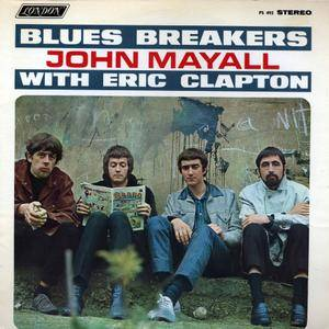 John Mayall With Eric Clapton - Blues Breakers (1966) London Records/LC 50009 - US Pressing - LP/FLAC In 24bit/96kHz