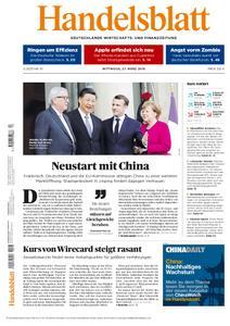 Handelsblatt - 27. März 2019