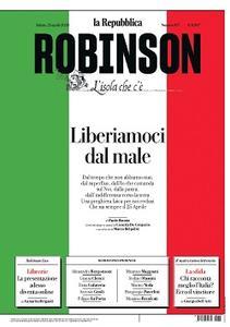 la Repubblica Robinson - 25 Aprile 2020