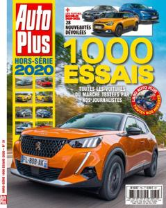 Auto Plus Hors-Série - 1000 Essais 2020
