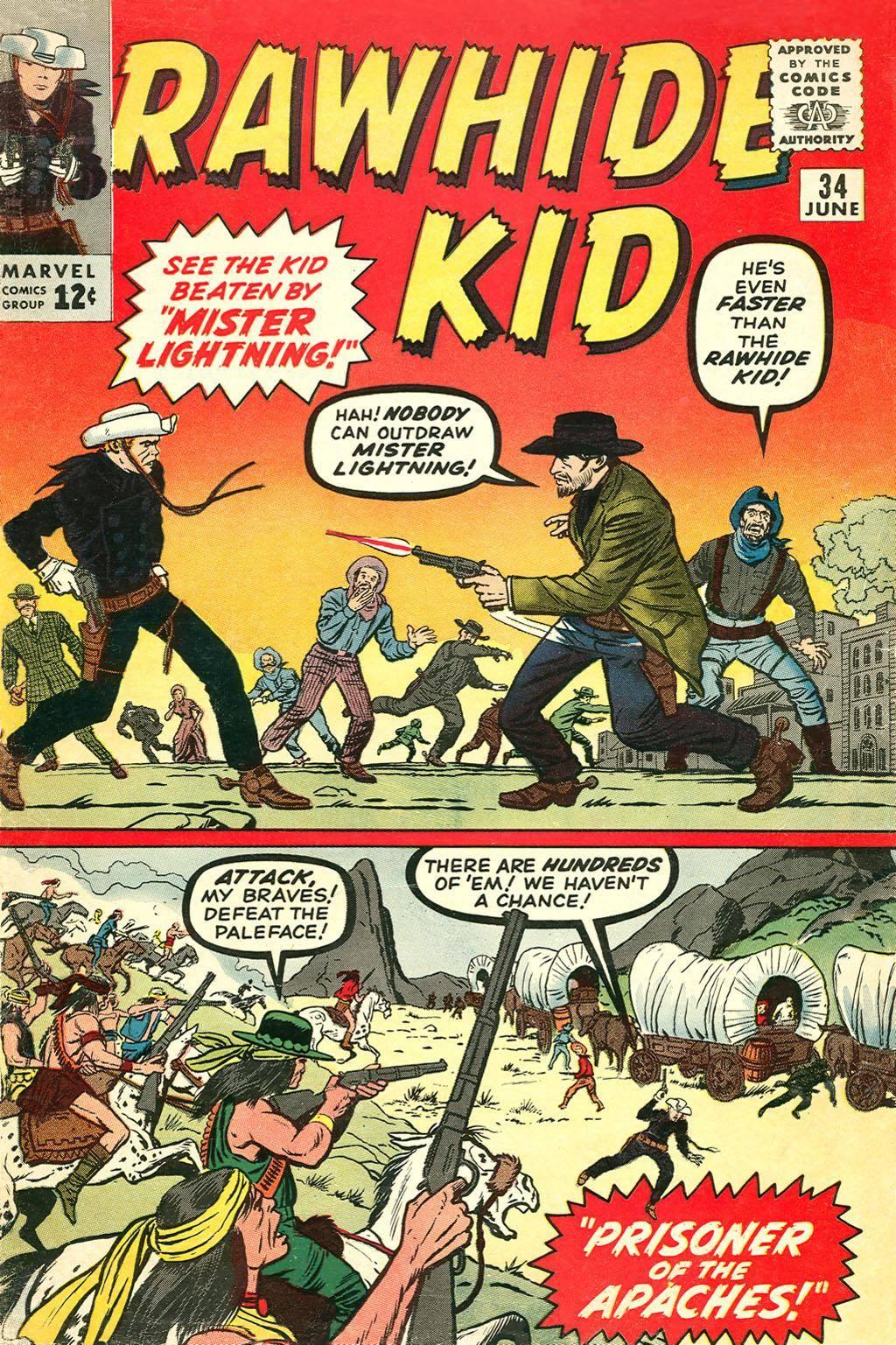 Rawhide Kid v1 034 1963