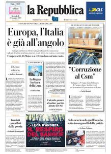 la Repubblica – 29 maggio 2019