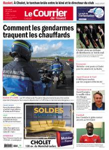 Le Courrier de l'Ouest Cholet – 24 janvier 2020