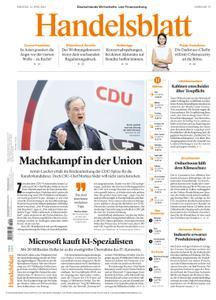 Handelsblatt - 13 April 2021