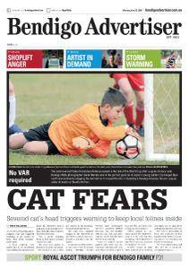Bendigo Advertiser - June 25, 2018