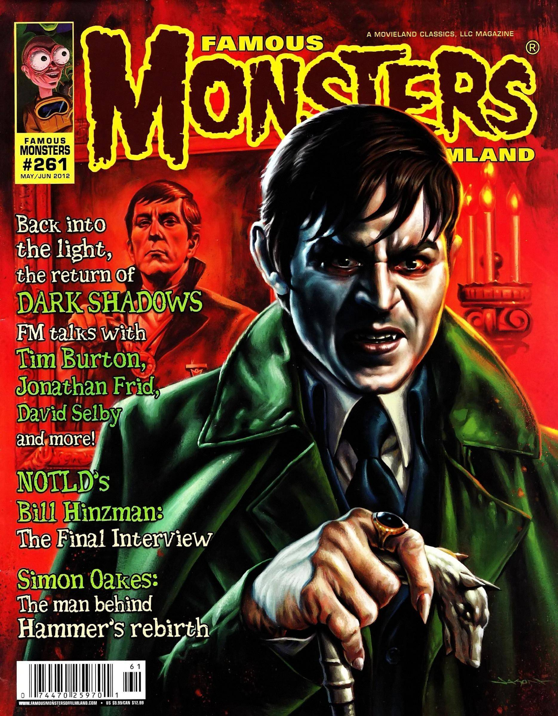 Famous Monsters of Filmland 2612012